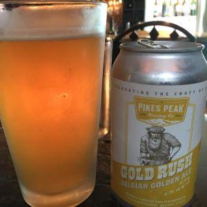Best way to train for Pikes Peak Marathon: drink Pikes Peak beer, of course.